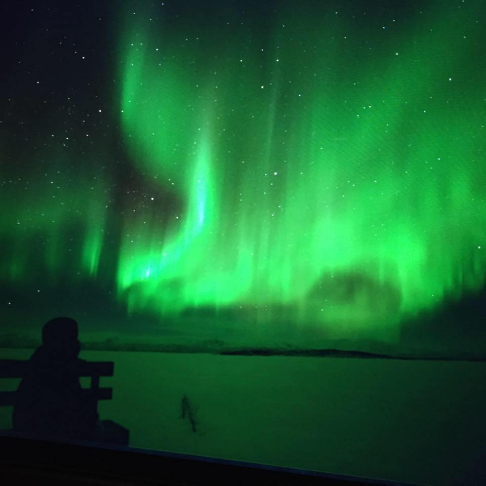 How I saw the Northern Lights for under$400
