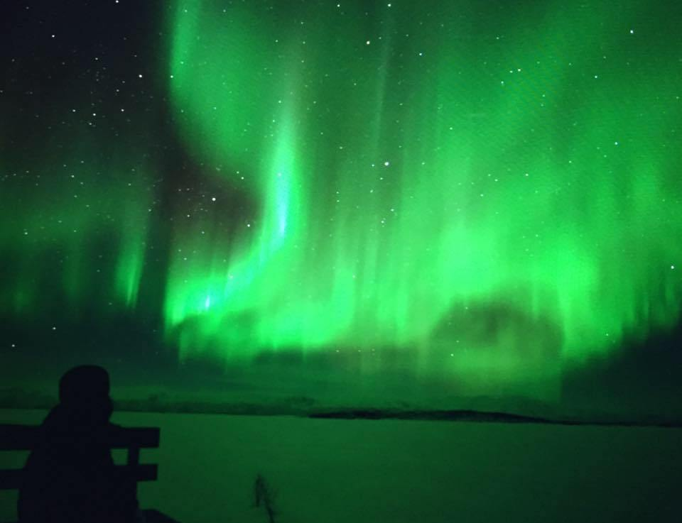 How I saw the Northern Lights for under $400