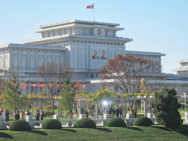 """North Korea Trip Part 2: Seeing a very """"ronery"""" (deceased) Kim Jong Il, learning about """"free elections"""", and other adventures inPyongyang"""