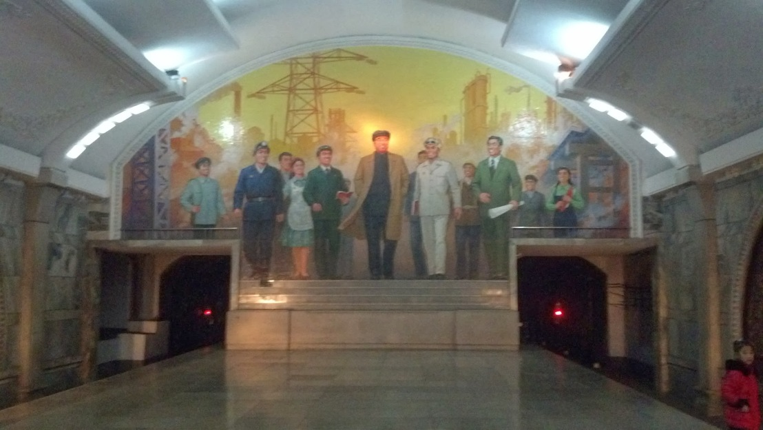 North Korea Trip, Part 3: The subway that isn't much of a subway, and the worst jokes I've heard in my life