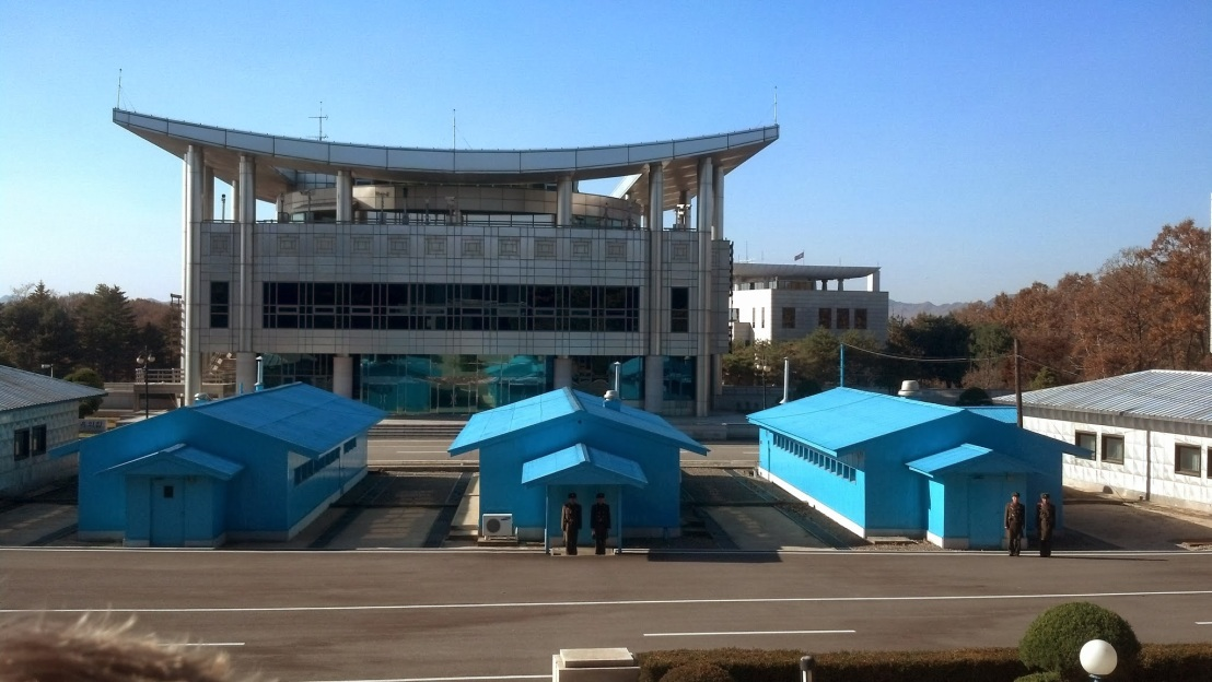 North Korea Trip, Part 4: The DMZ, and disturbing conversations with the military