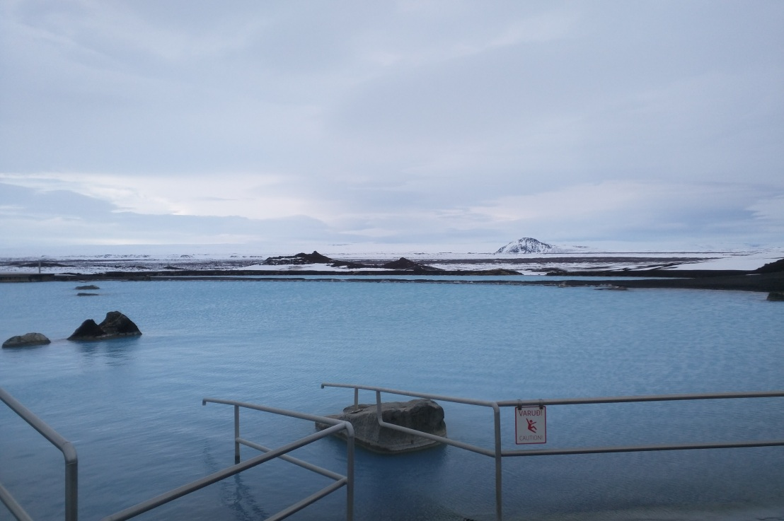 Iceland has the best hot springs in the world