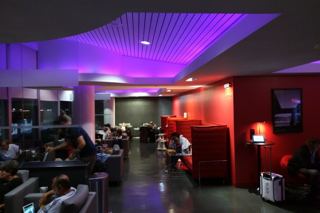 The really easy way to get free access to some of the best lounges in the world for at least ayear